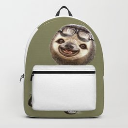 RUNAWAY SLOTH Backpack