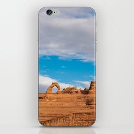 Delicate Arch 0414 - Arches National Park, Moab, Utah iPhone Skin