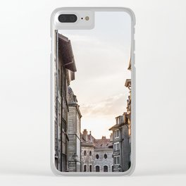 Old Geneva Clear iPhone Case