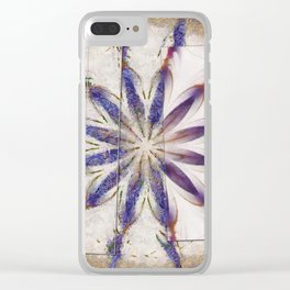 Suprasoriferous In The Raw Flowers  ID:16165-143630-08961 Clear iPhone Case