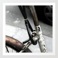 bikes 06 Art Print