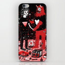 pacto iPhone Skin