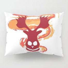 Deer skull Pillow Sham