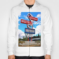 Classic Motel Sign Hoody