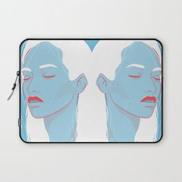 BLUE HEADS Laptop Sleeve