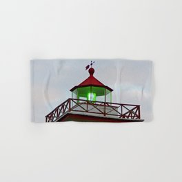Green Lantern of Wood Islands Hand & Bath Towel