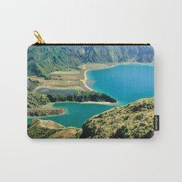 Lagoa do Fogo Carry-All Pouch