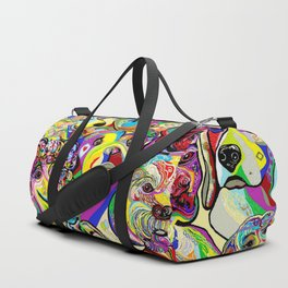 Dogs, DOGS, DOGS!! Duffle Bag