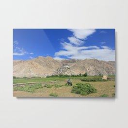 Chemrey monastery, Ladakh, India Metal Print