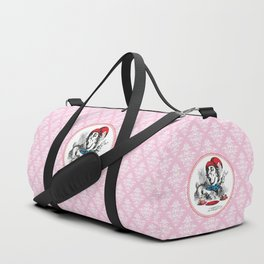 Alice in Wonderland | The Mad Hatter Duffle Bag