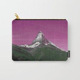 Matterhorn pink Carry-All Pouch