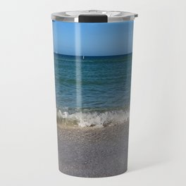 A Siesta on Siesta Travel Mug