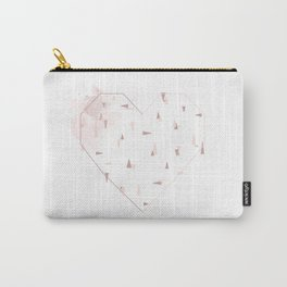 heart in pieces Carry-All Pouch