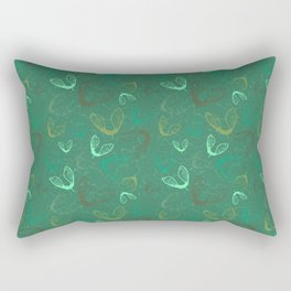 Chilly Autumn (cold version) Rectangular Pillow