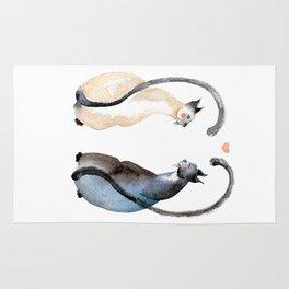 Cat Love Rug