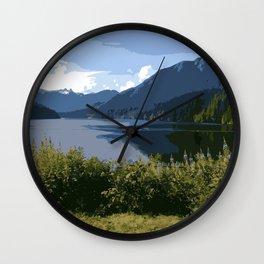 Cleveland Dam Wall Clock