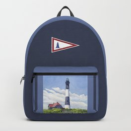 Fire Island Lighthouse Backpack