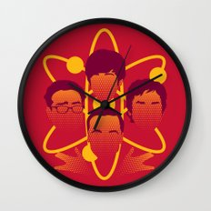 Big Bang Rhapsody Wall Clock