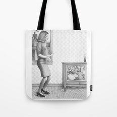 girl in an american dystopia, 2017 Tote Bag