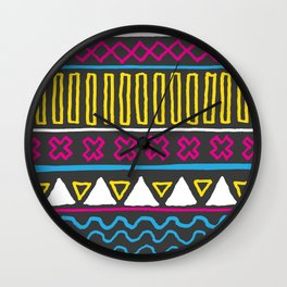 Keef Wall Clock