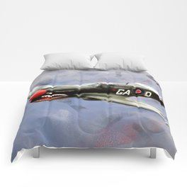 Curtis P-40 Comforters