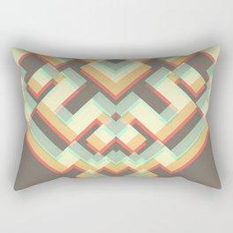Force Field Rectangular Pillow