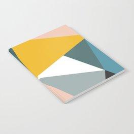 Modern Geometric 36 Notebook