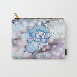 Blue Dwarf Star Fairy Carry-All Pouch
