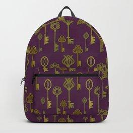 Keys Backpack