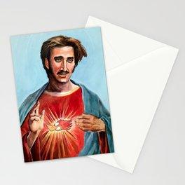 Jesus H.I. Christ Stationery Cards