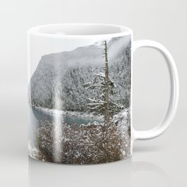 Winter wilderness Coffee Mug