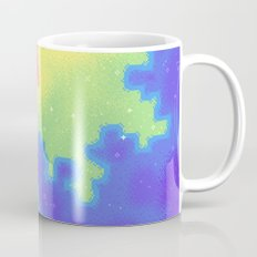 Rainbow Pride Flag Galaxy Mug