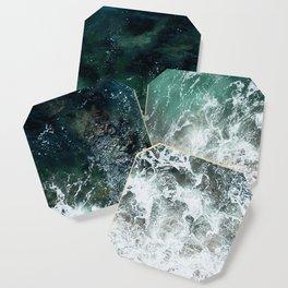Pacific Ocean Colors Coaster