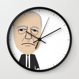 Mies Wall Clock