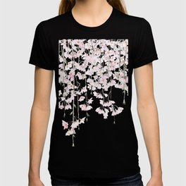 pink cherry blossom spring 2018 T-shirt