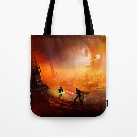 STAR . WARS Tote Bag