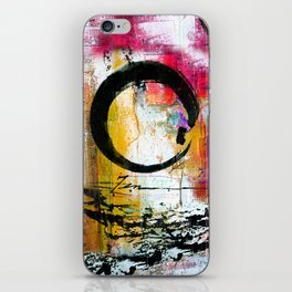 Enso Abstraction No. mm15 iPhone Skin