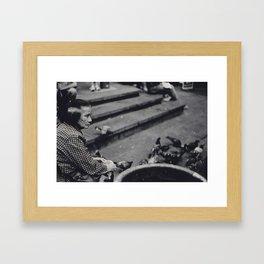 Old Framed Art Print