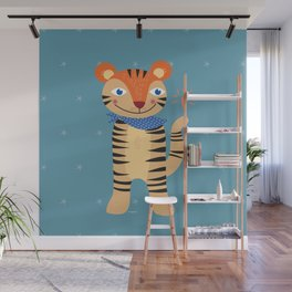 Little Tiger Wall Mural