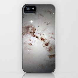 Elliptical Galaxy iPhone Case