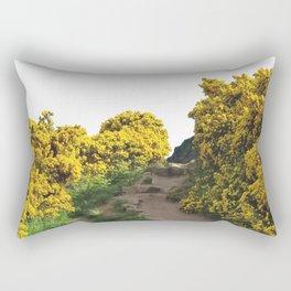 Path at Arthur's Seat Rectangular Pillow