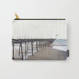 Victorian Pier - sunset graphic Carry-All Pouch
