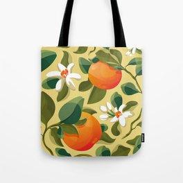 Summer Orange Tote Bag