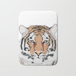 Tiger #Siberian Tiger Bath Mat