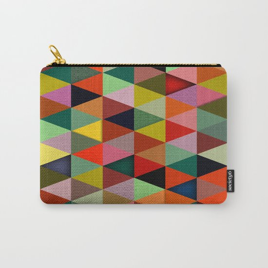 Abstract #234 Carry-All Pouch