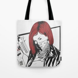 Redheads do it better ;) Tote Bag