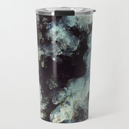 Frozen in ice Travel Mug
