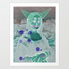 bootleg Art Print