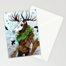 The Leshen Stationery Cards