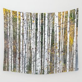 Aspensary forests Wall Tapestry